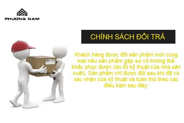 Chính sách đổi trả của Bếp Phương Nam