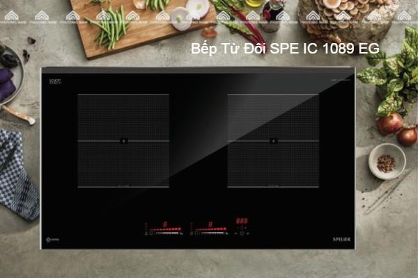 Bếp Từ Đôi SPE IC 1089 EG - Bếp Phương Nam