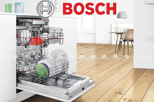 Máy rửa bát âm tủ Bosch