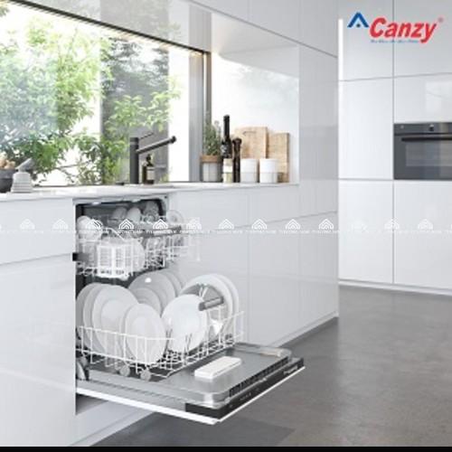 Máy rửa bát âm tủ Canzy