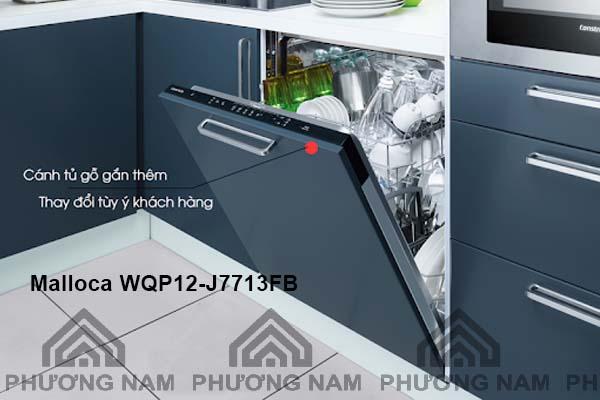 Máy rửa bát Malloca WQP12-J7713FB - Chính hãng tại Bếp Phương Nam