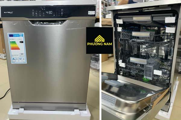 Máy Rửa Bát EUROSUN SMS80EU16E serial 7 ( New ) chính hãng giá tốt