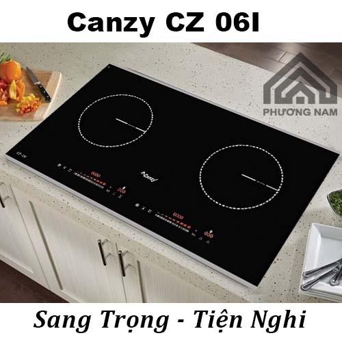 Bếp từ Canzy CZ 06I sang trọng