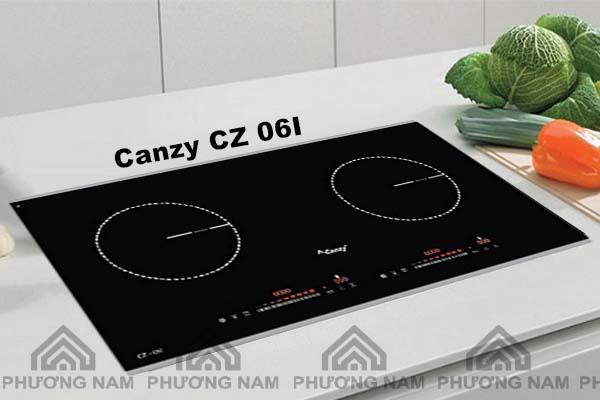 Bếp từ Canzy CZ 06I tiện nghi