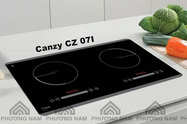 Bếp từ Canzy CZ 07I hiện đại tiện nghi