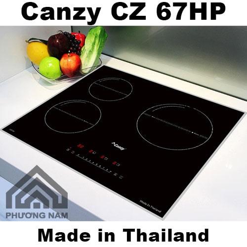 Bếp từ Canzy CZ 67HP nhập khẩu Thái Lan