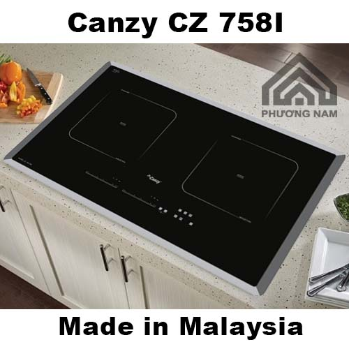 Bếp từ Canzy CZ 758I nhập khẩu Malaysia