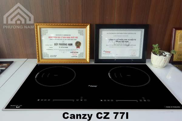 Bếp Từ Canzy CZ 77I chính hãng giá tốt