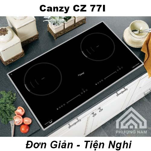 Bếp từCanzy CZ-77I hiện đại tiện nghi
