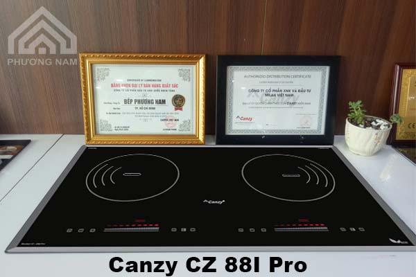 Bếp từ Canzy CZ 88I pro chính hãng giá tốt - Bếp Phương Nam