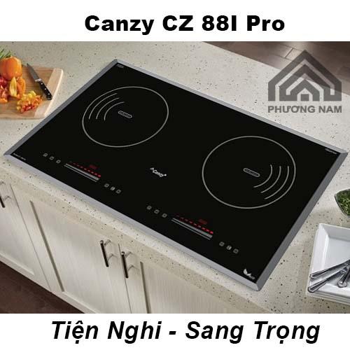 Bếp từ Canzy CZ 88I pro khuyến mãi giảm giá - Bếp Phương Nam