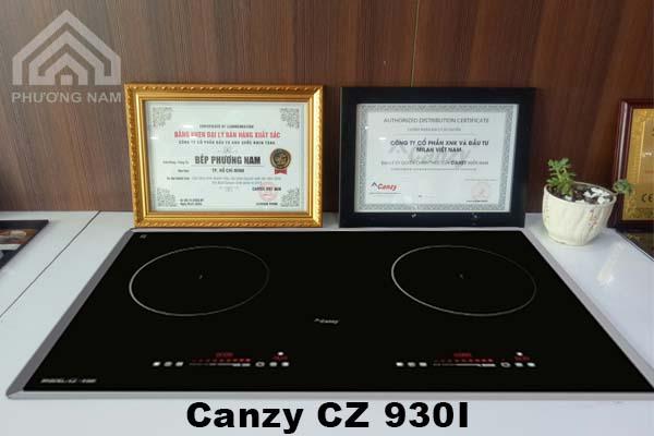 Bếp từ Canzy CZ 930I chính hãng giá tốt