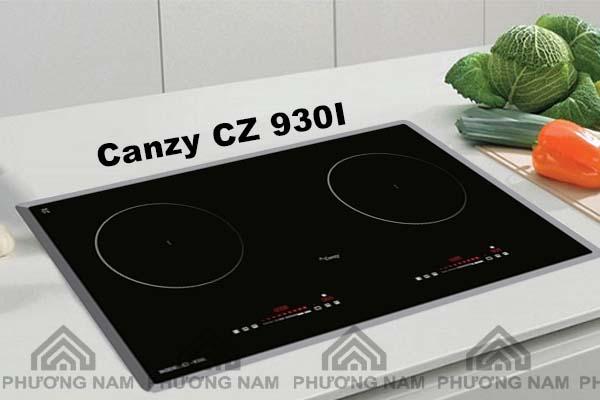 Bếp từ Canzy CZ 930I tiện nghi