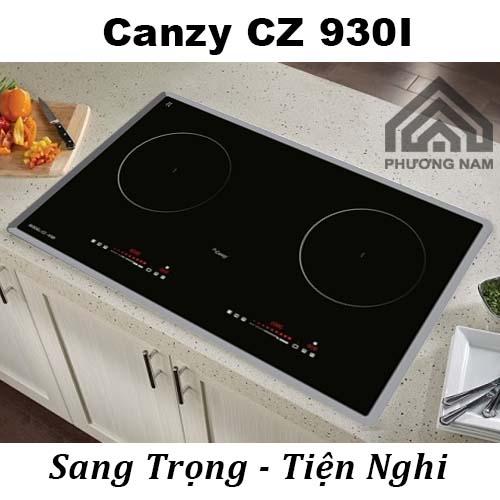 Bếp từ Canzy CZ 930I đẹp sang trọng