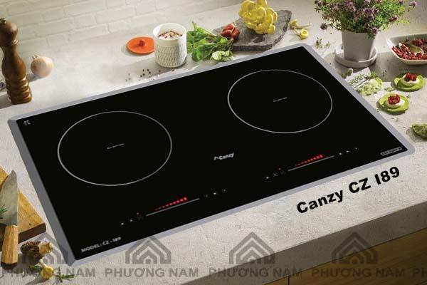 Bếp từ Canzy CZ I89 hiện đại sang trọng