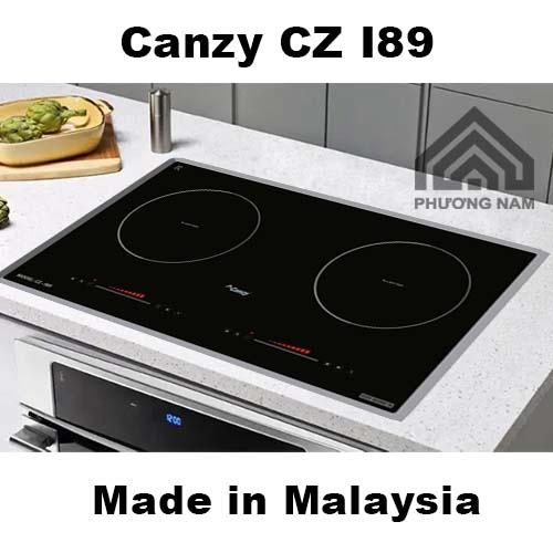 Bếp từ Canzy CZ I89 nhập khẩu Malaysia