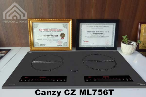 Bếp từ Canzy CZ ML756T chính hãng giá tốt
