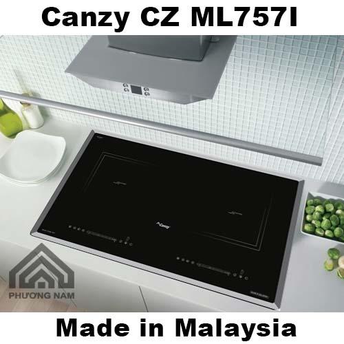 Bếp từ Canzy CZ ML757I hiện đại sang trọng