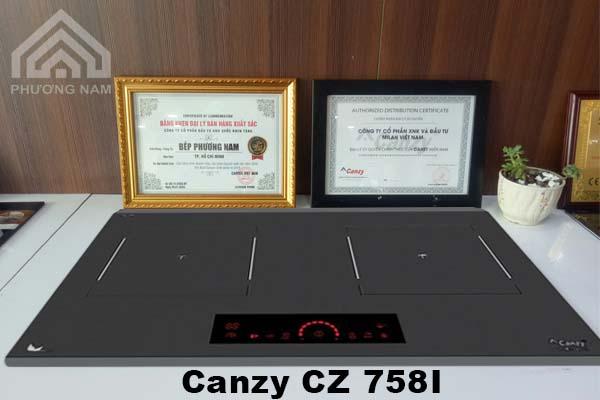 Bếp từ Canzy CZ ML759 chính hãng giá tốt