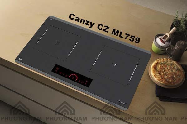 Bếp từ Canzy CZ ML759 hiện đại sang trọng