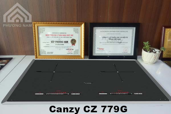 Bếp từ Canzy CZ ML779G chính hãng giá tốt