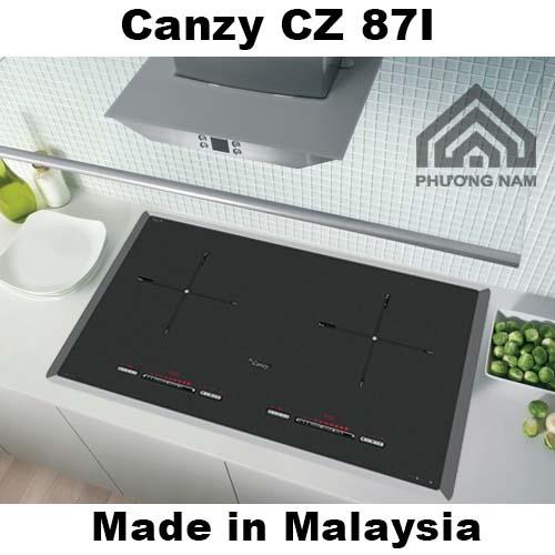 Bếp từ Canzy CZ ML779G nhập khẩu Malaysia