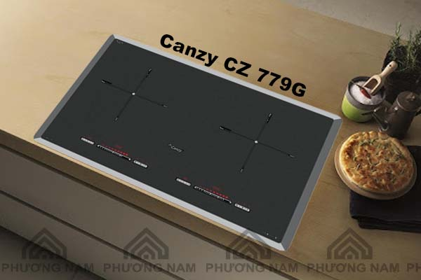 Bếp từ Canzy CZ ML779G hiện đại sang trọng