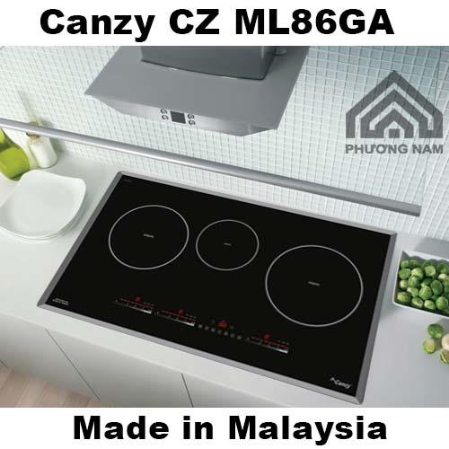 Bếp từ Canzy CZ ML86GA hiện đại tiện nghi