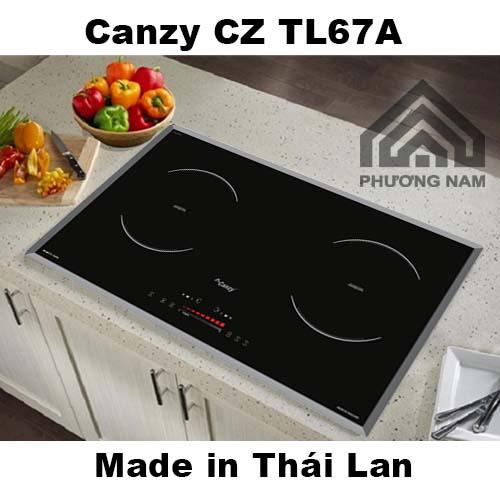 Bếp từ Canzy CZ TL67A nhập khẩu Thái Lan