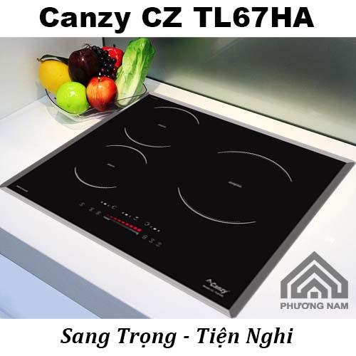 Bếp từ Canzy CZ TL67HA chính hãng giá tốt