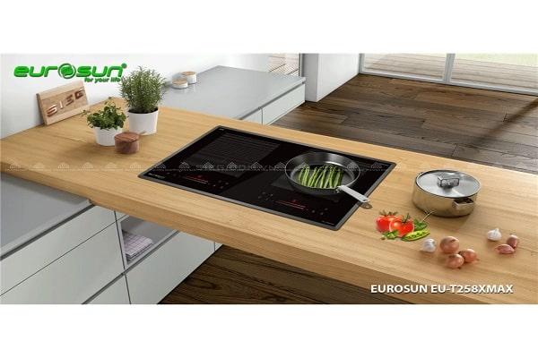 Bếp từEurosun EU-T258Xmax chính hãng giá tốt - Bếp Phương Nam