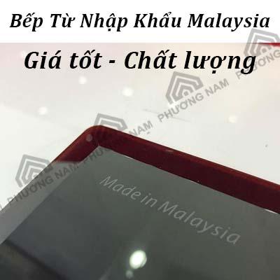Tổng quan về bếp từ nhập khẩu Malaysia