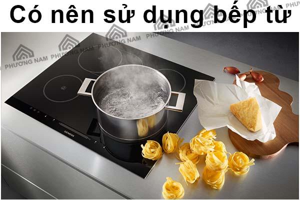 Tổng quan về bếp từ