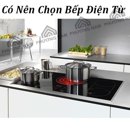 Tổng quan về bếp điện từ